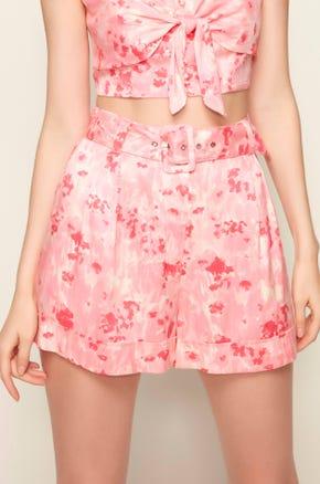 Pink Summer Shorts