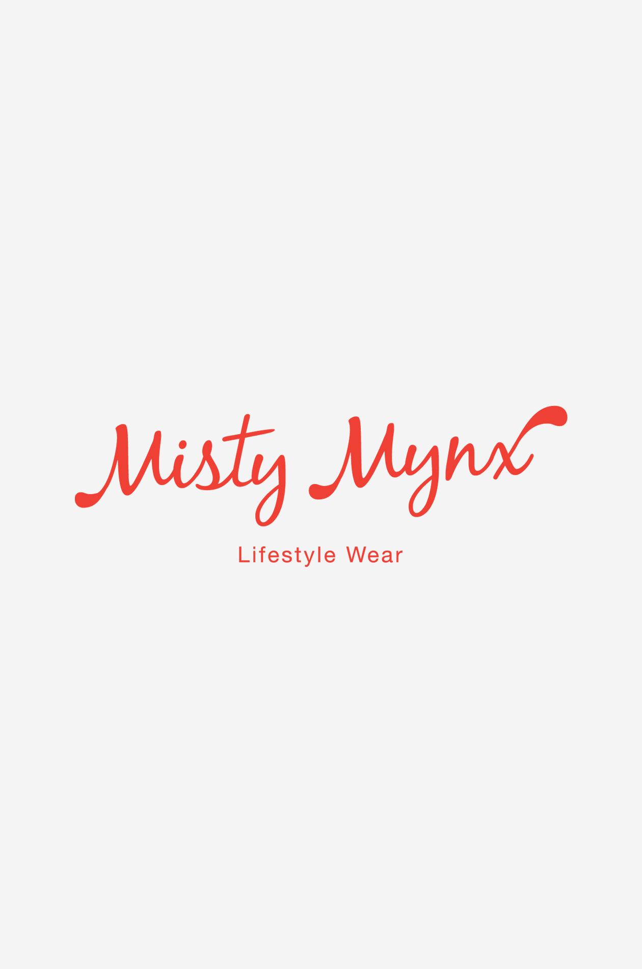 Printed Front Tie Pants