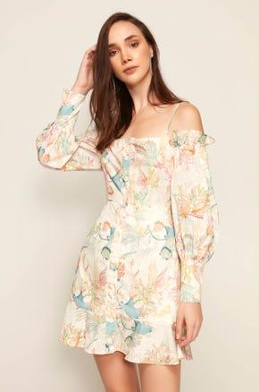 Seascape Mini Dress
