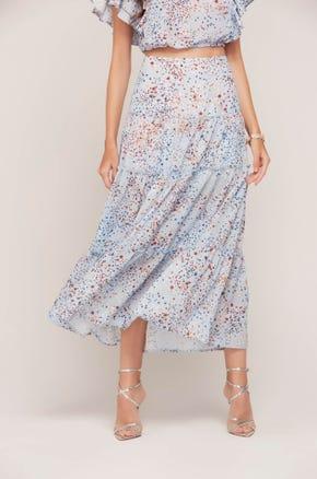Starry Maxi Skirt