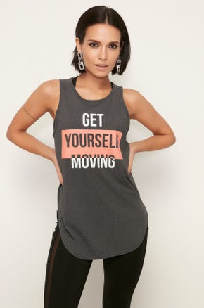 Get Moving Tank Top