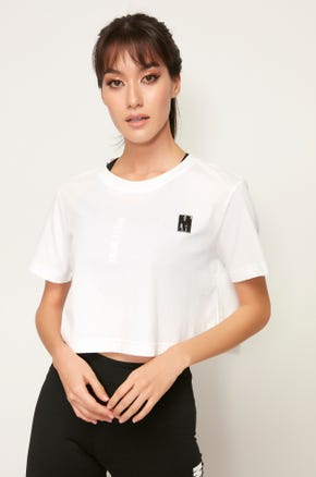 Cropped M Tee