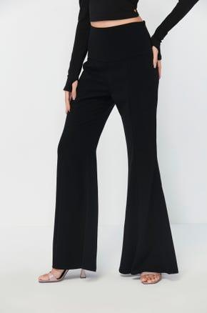High Waisted Flare Pants