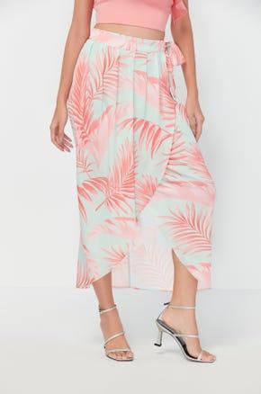 Palm Springs Wrap Skirt
