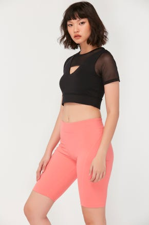 Cut Out Sports Top
